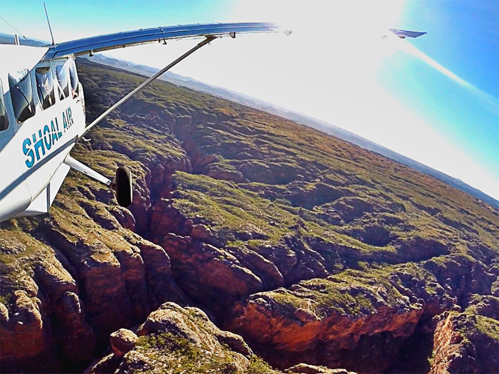 Purnululu and Cockburn Explorer Scenic Flight | The Best of the East Kimberleys with Kingfisher Tours