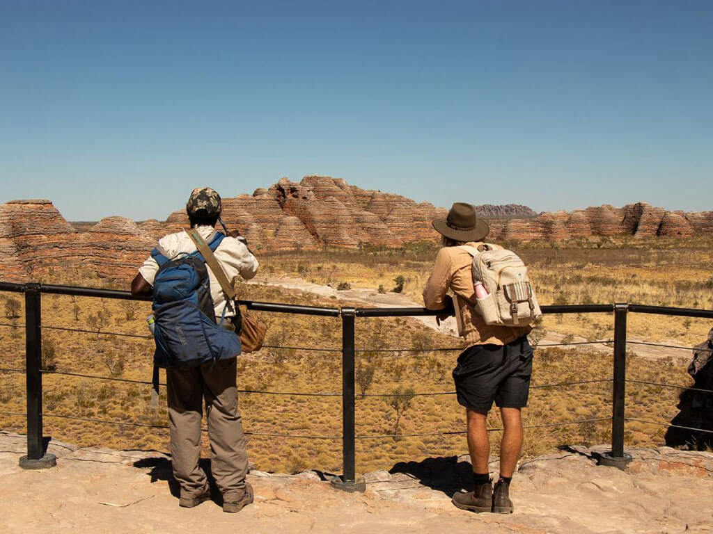 Bungles Cathedral Tour | Explore the Kimberleys with Kingfisher Tours