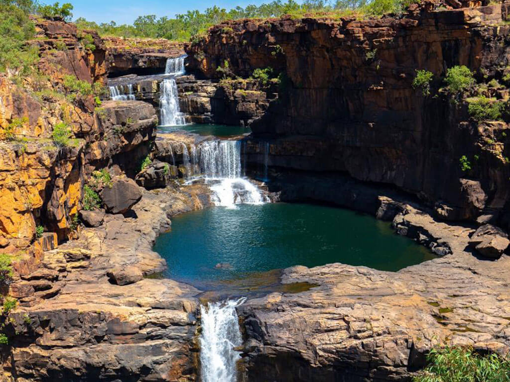 Mitchell Falls Trek | Discover the Kimberleys with Kingfisher Tours