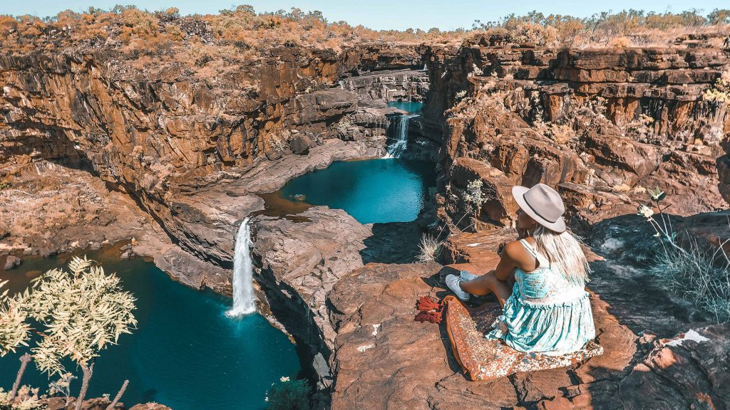 K4M1 Mitchell Falls & Kimberley Coastal Camp | Kingfisher Tours WA
