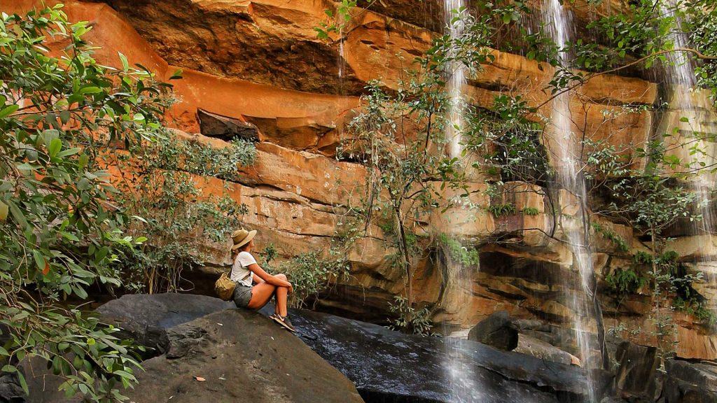 K4M1 Mitchell Falls & Wandjina Explorer - Kingfisher Tours WA