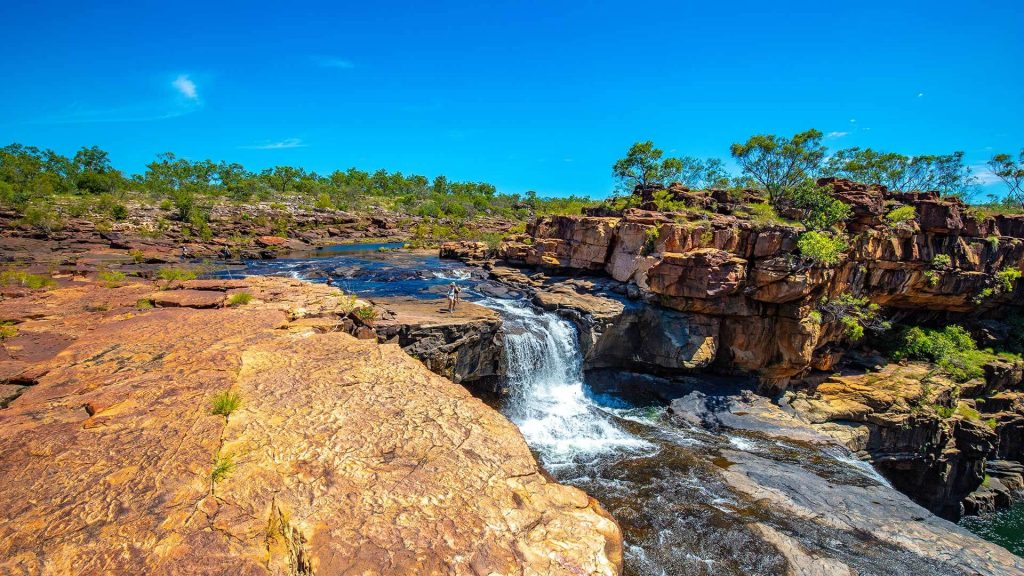 K7 Day Trek to Mitchell Falls (Punamii Unpuu) | Kingfisher Tours WA