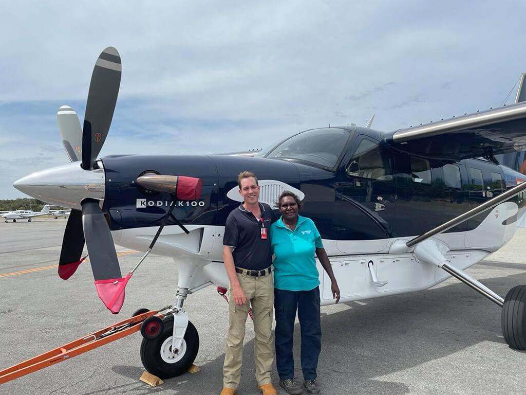 Kodiak Plane - Our Vehicles - Kingfisher Tours WA The Kimberleys