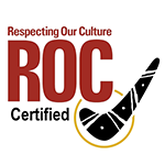 ROC respecting our culture badge - Kingfisher Tours December 2020