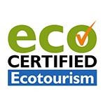 eco tourism badge december 2020 - Kingfisher Tours